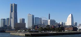 神奈川県横浜市の風景