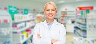ファーマシーテクニシャン(調剤助手)が導入されている海外の職場